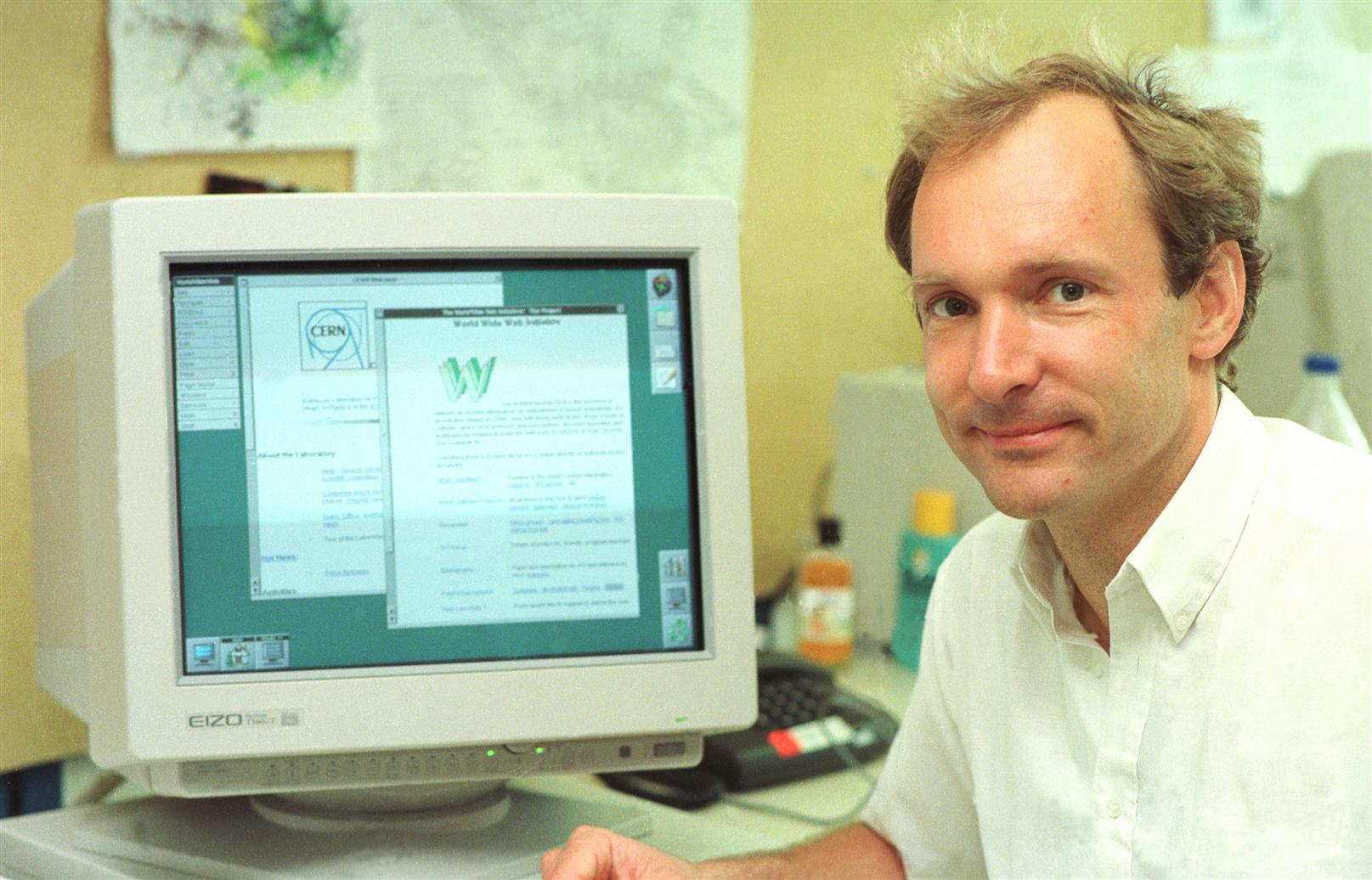 Tim Berners-Lee founder of www