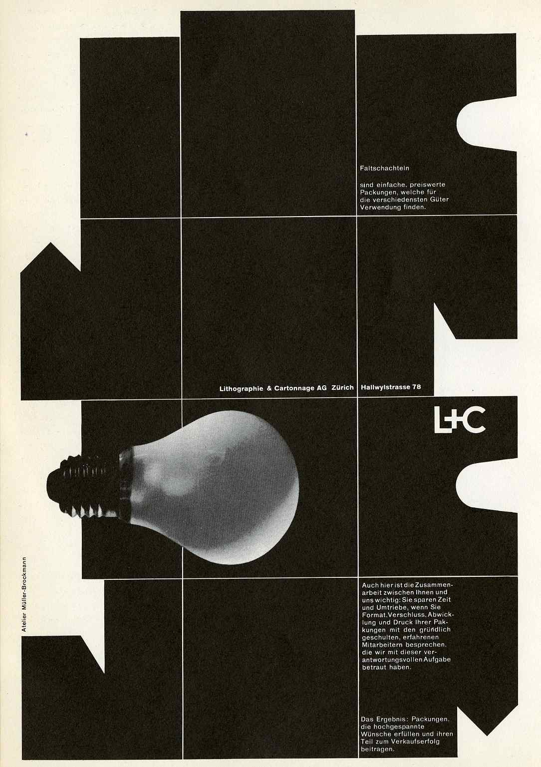 Swiss Style poster